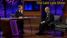 Cathal on Late Late Show